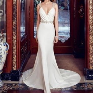 Wedding Dress (Roman Style)